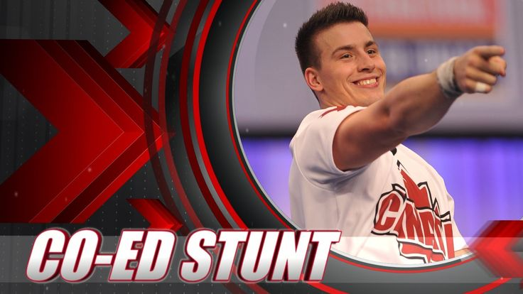 TEAM CANADA CHEERLEADING 2013 - CO-ED STUNT  (11/12)