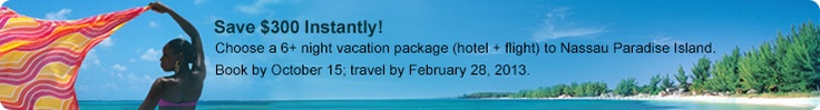 Miami, FL (MIA-Miami Intl.) to Nassau (and vicinity) Vacation Package Deals | Expedia