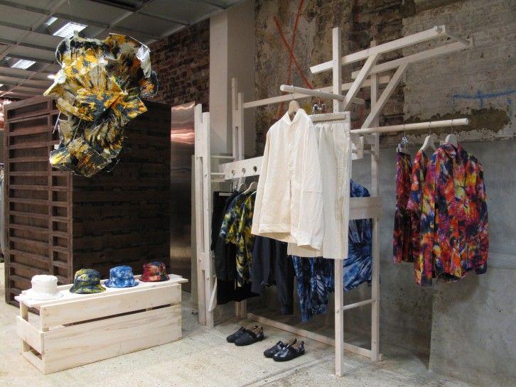 ICA Off-Site at Dover Street Market | HERO magazine: A new era in menswear
