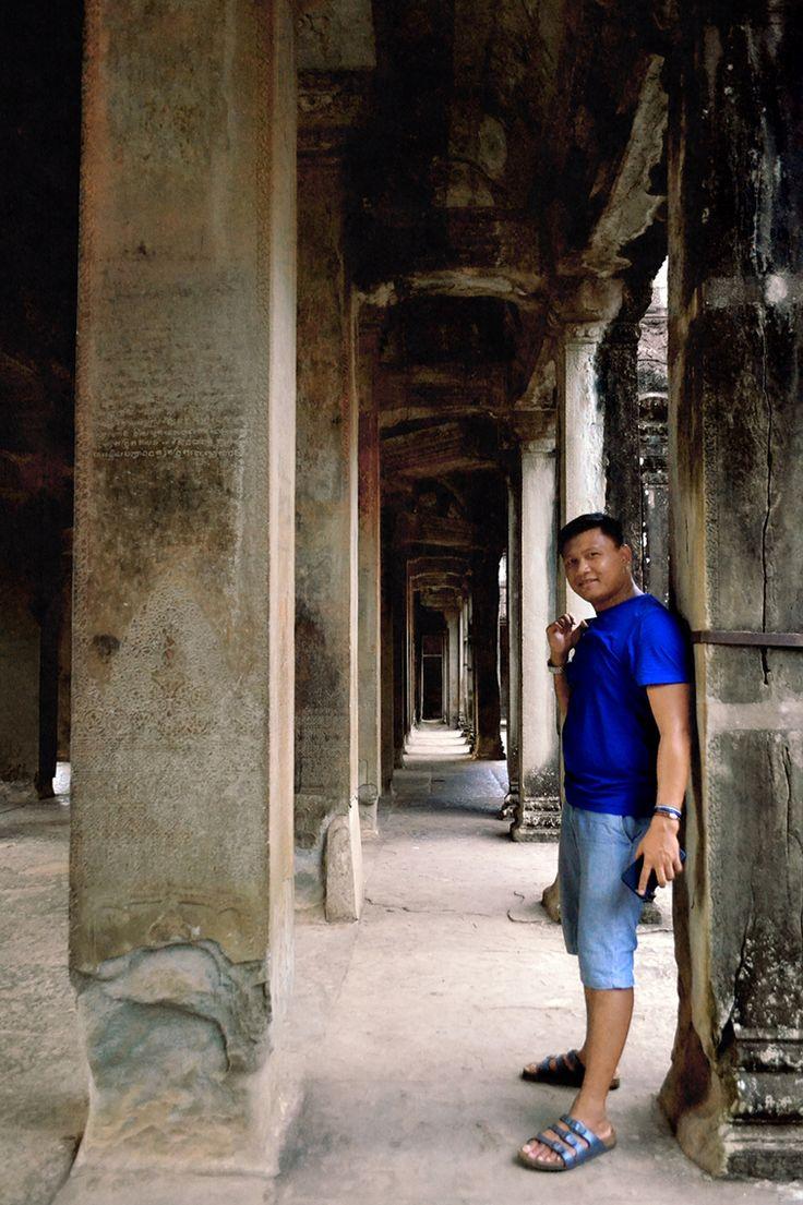 Reyno at Angkor Wat
