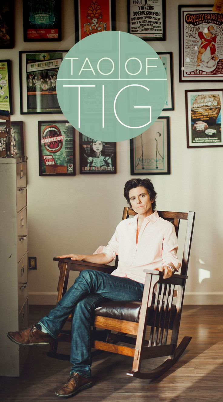 Tig Notaro at her home in Los Angeles, August 2, 2013. Photograph by Elizabeth Weinberg for BuzzFeed. Tig Notaro And The Terrible, Horrible, No Good, Very Bad, Yet Somehow Completely Amazing Year.