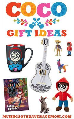Disney Coco Gift ideas