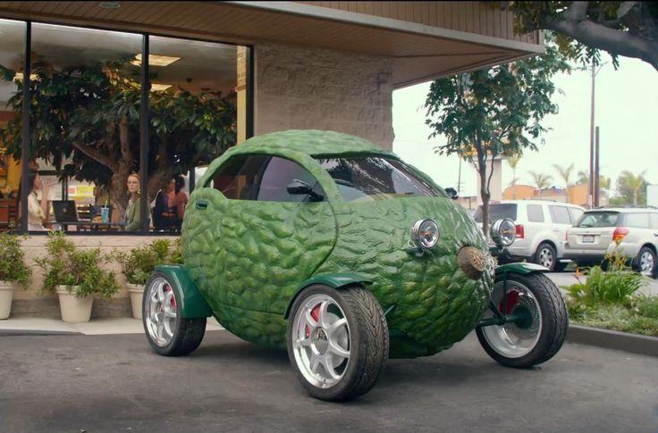 Subway S Avocado Car For Sale On Craigslist
