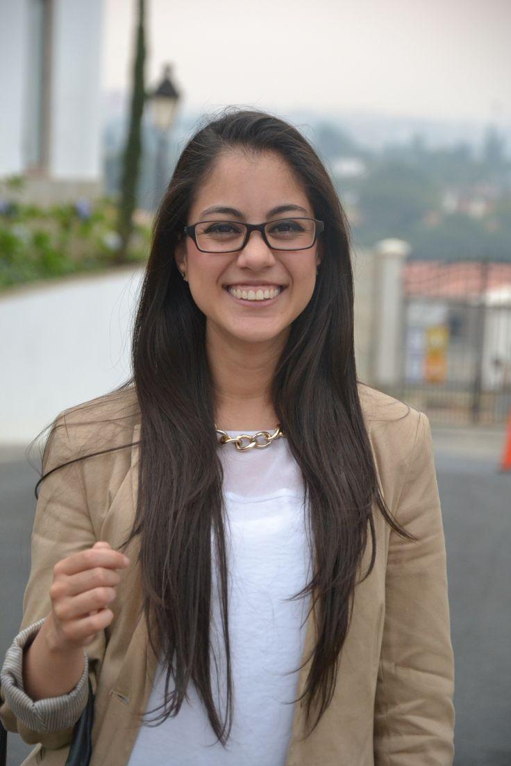 Defensora de la juventud. Ana Elisa Samayoa