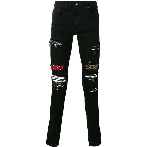 Best 20  Mens distressed skinny jeans ideas on Pinterest | Mens ...