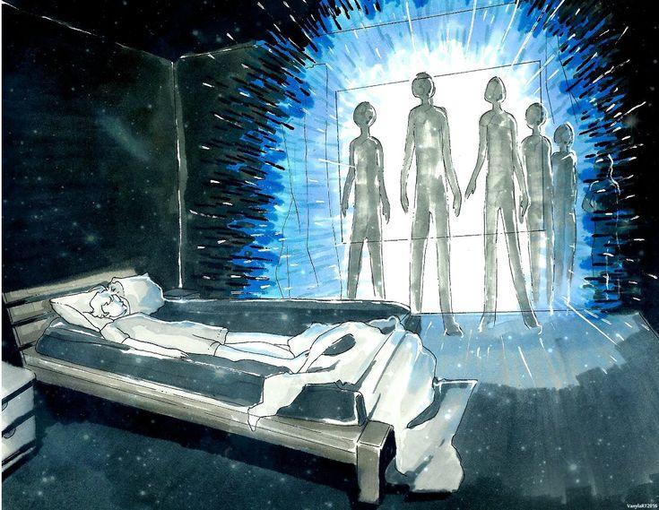 Dr David Jacobs - Les abductions et les aliens hybrides