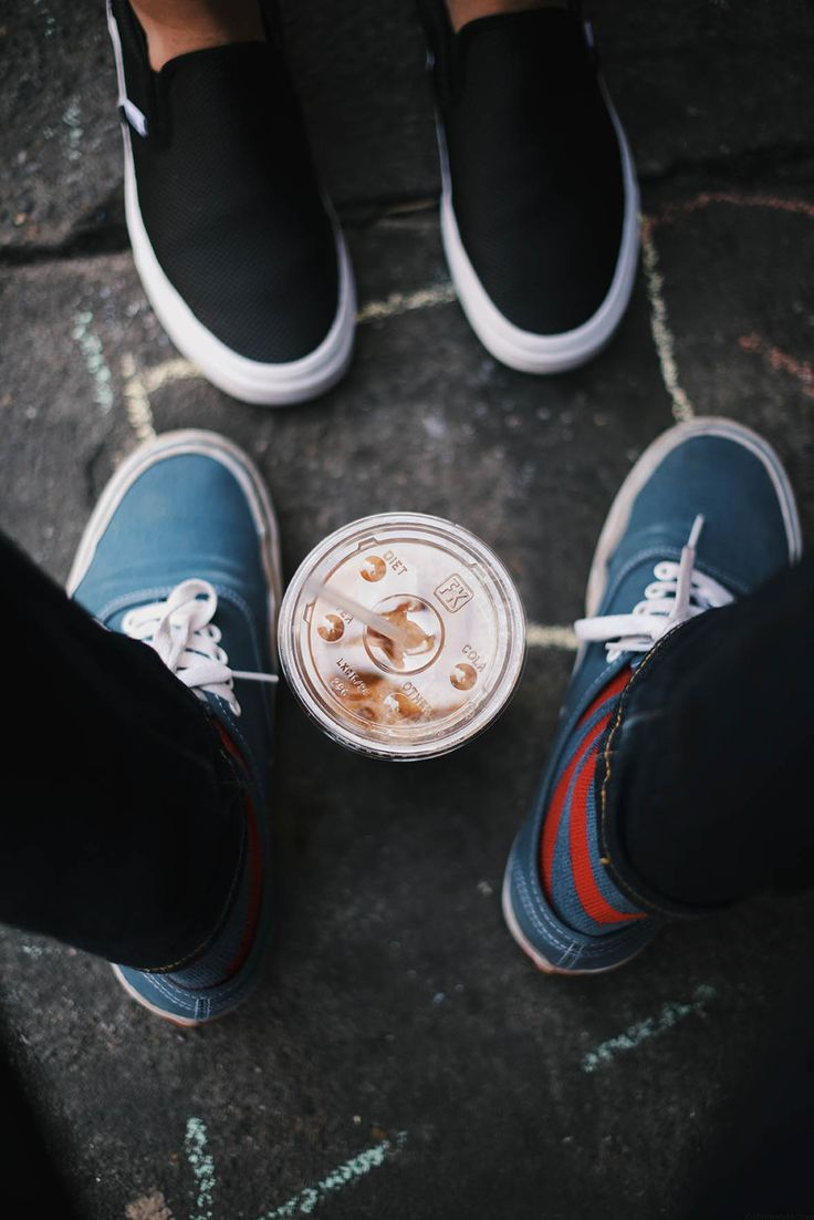 milkbar brooklyn, NY | A Brown Table വേണ്ണം! :P :D like the shoes + the ice coffee?? yes, pleaseeee.