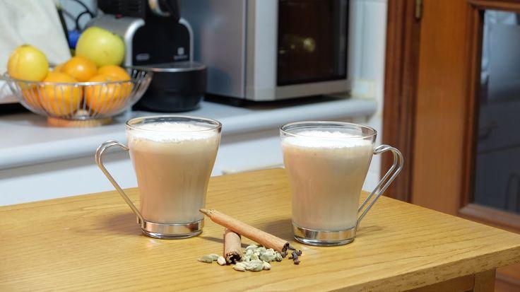 Sugar with Lemon: Reto Alfabeto Dulce VIII: Café Latte de Speculoos
