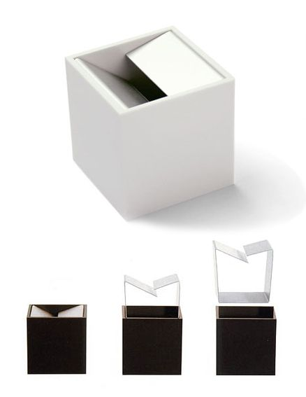 ashtray by Bruno Munari