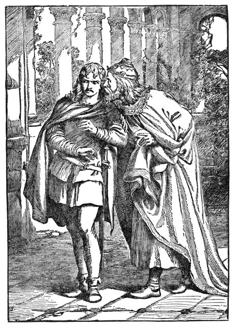 finding similarities in the characters of hamlet and laertes in shakespeares tragedy Claudius' murder of the king drives hamlet to despair the ghost's appearance   (and polonius' murder) drives laertes to seek hamlet's death and so forth  all  the primary objective characters, with the exception of horatio, suffer a tragic  death  if that view is applicable in shakespeare's play, then hamlet has a  public.