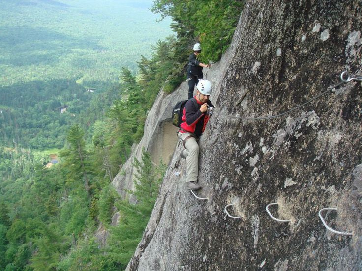 Rock Climbing Mont Tremblant is available for beginners to experts. Defy nature and her height in this secure extreme sport.  Create memories of a lifetime in our exquisitely decorated, fully equipped resort home. Check Availability Now for Mont Tremblant Holiday Condo http://tremblantholiday.com/airbnb