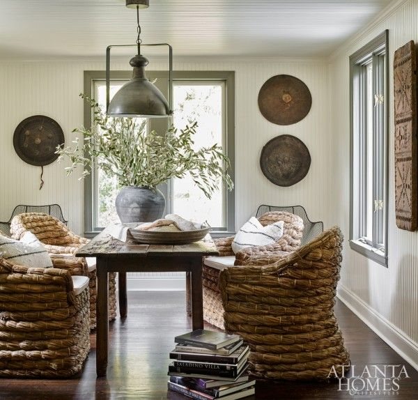 Texture + Patina-The home of B.D. Jeffries founders, Debbie and Brad Weitz