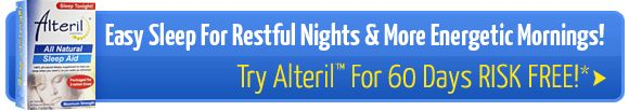 Best natural sleeping aid | Alteril sleeping pills review - IQ Herbals - Choose nature for a good life