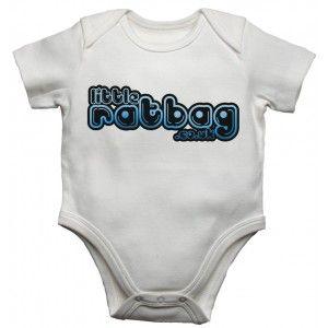 Little Ratbag .co.uk Baby Vests Bodysuits Baby Grows