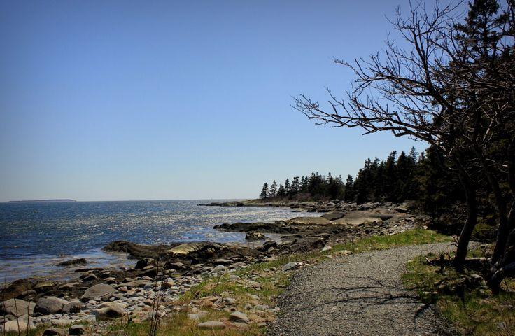 Pubnico Point Trail — Scenic 4.8km trail in Pubnico Point, Nova Scotia
