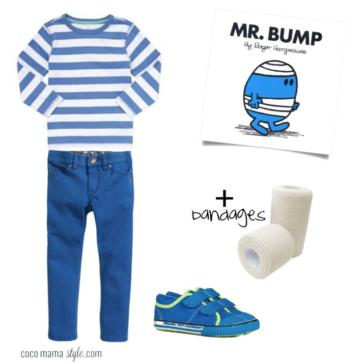Mr Bump | costume dressing up | world book day | cocomamastyle