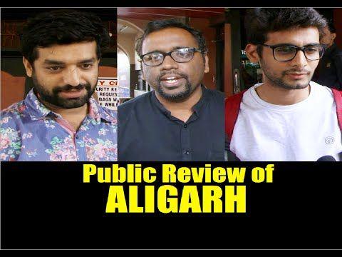 WATCH Public Review of ALIGARH | Manoj Bajpai, Raj Kumar Yadav. see the full video at : https://youtu.be/rGqZj8LNt08 #aligarh