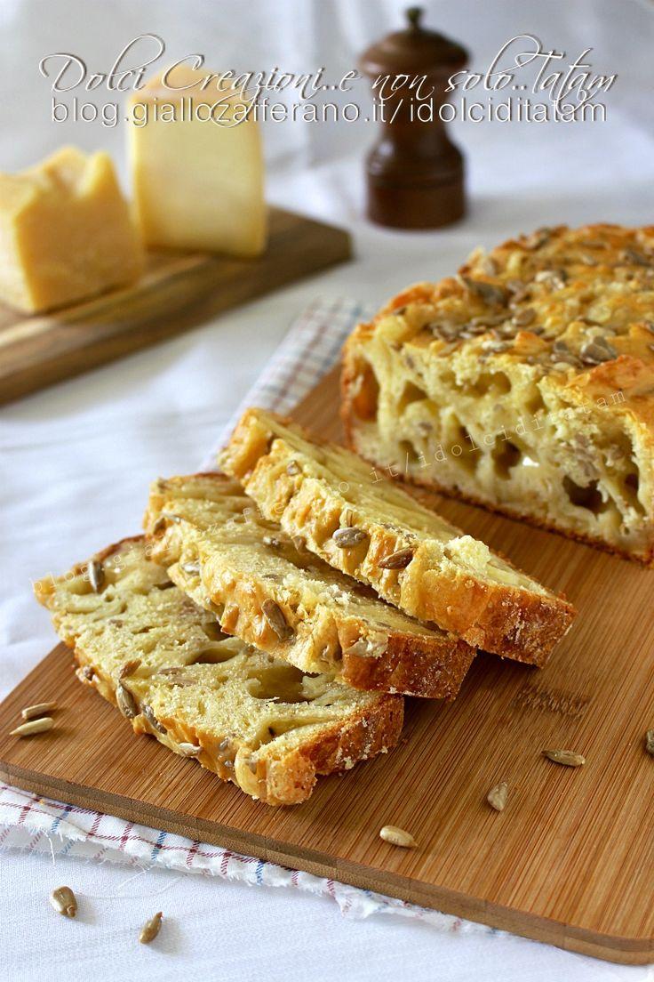 Il Plumcake salato rustico ai formaggi è facilissimo e veloce. Davvero ottimo gustato caldo o tiepido, ma gustoso anche freddo. Ideale con salumi e formaggi
