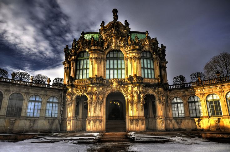 https://flic.kr/p/7SqVqu | Zwinger Dresden (11.000+ views!) | The Zwinger of Dresden is a former palace, now housing some of the finest museums in town. Dresden, Saxony, Germany