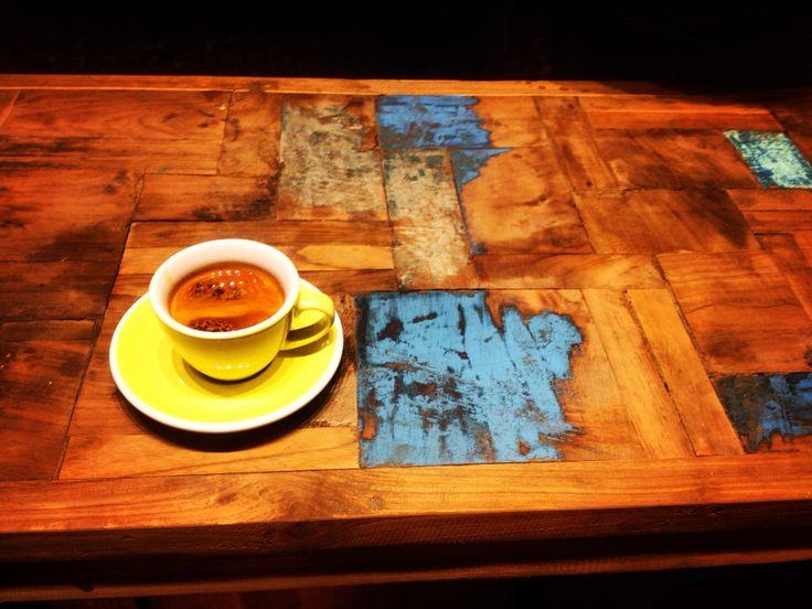 Ethiopia of Djule coffee Jakarta