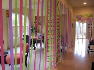This Is Beige: Party Decorating on a Budget