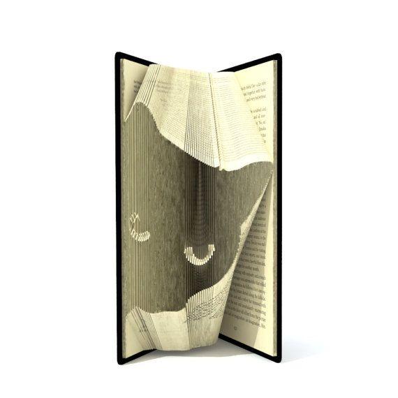Buchen Sie Faltmuster  KATZEN-KOPF  155 von SimplexBookFolding