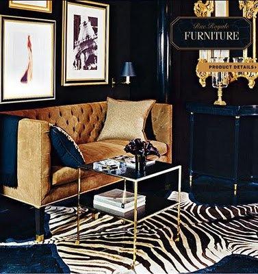 Ralph lauren design living rooms family rooms dens for Ralph lauren living room designs