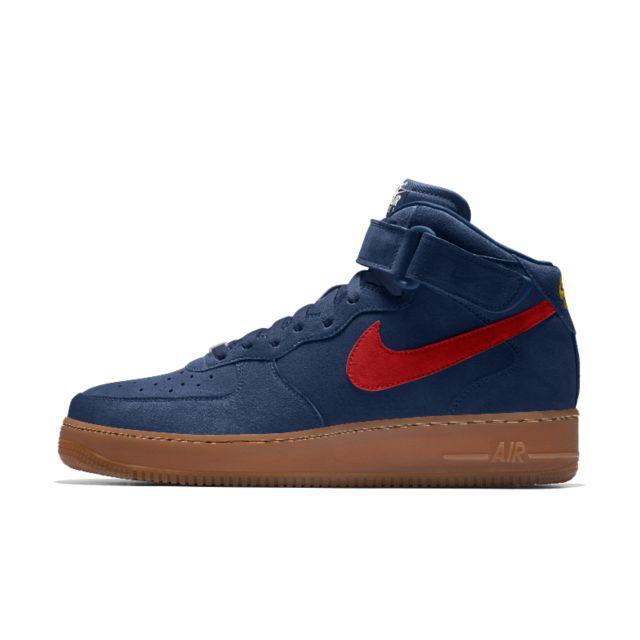 Nike Air Force 1 Mid Premium iD Men's Shoe