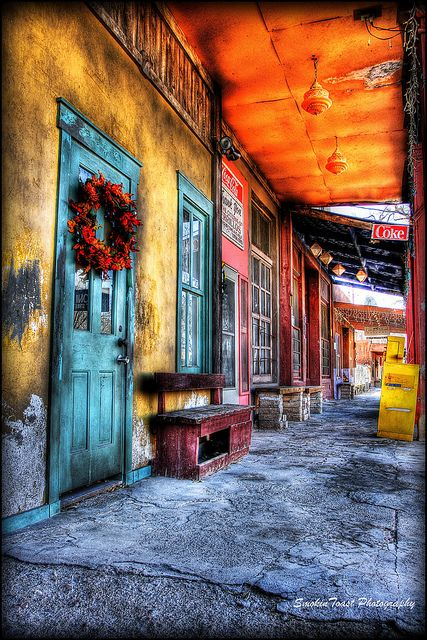 """Shops Of The Forgotten"" 