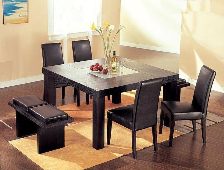 Global Furniture USA Huntington Dining Table Off