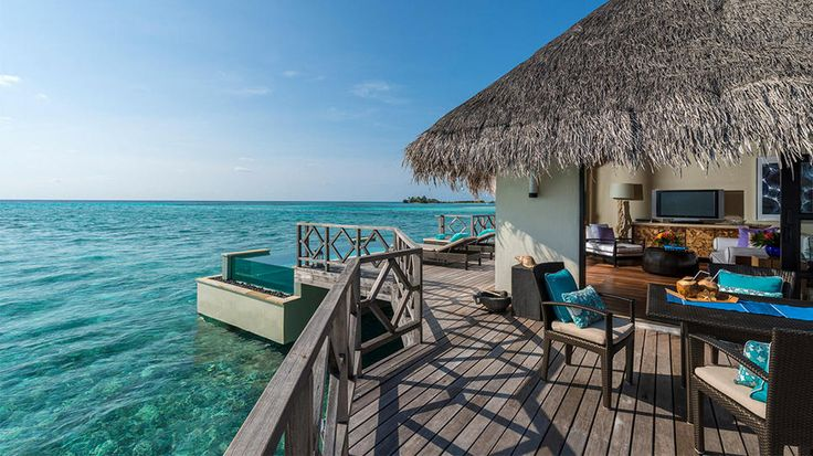 Kuda Huraa, Maldives - Escape the cold!