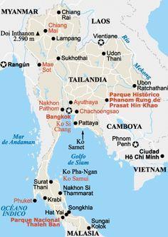 Viaje a Tailandia por libre en 21 días - Viajeros Callejeros
