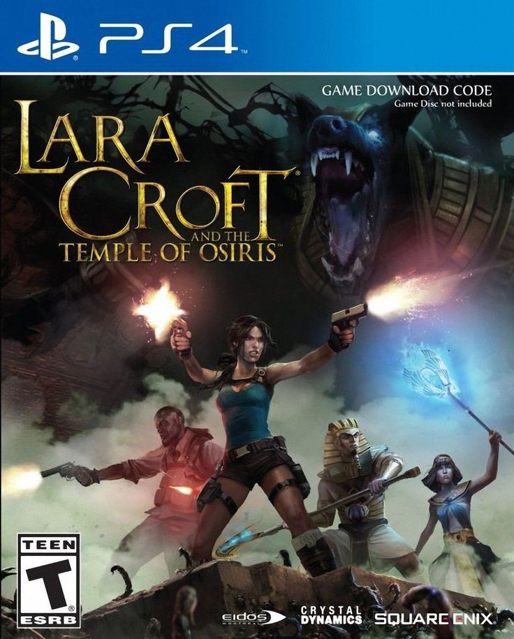 Today In Gaming History  She's back and this time she's brought some friends. December 9, 2014, Lara Croft and the Temple of Osiris was released on PS4, Xbox One and PC, this is the sequel to the critically-acclaimed Lara Croft and the Guardian of Light, and the first-ever four-player co-op experience with Lara Croft. Featuring stunning visuals and a brand-new story, players must work together to explore the temple, defeat hordes of enemies from the Egyptian underworld, solve devious…