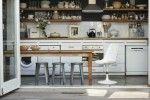 Stylish Kitchen With Open Shelving 45