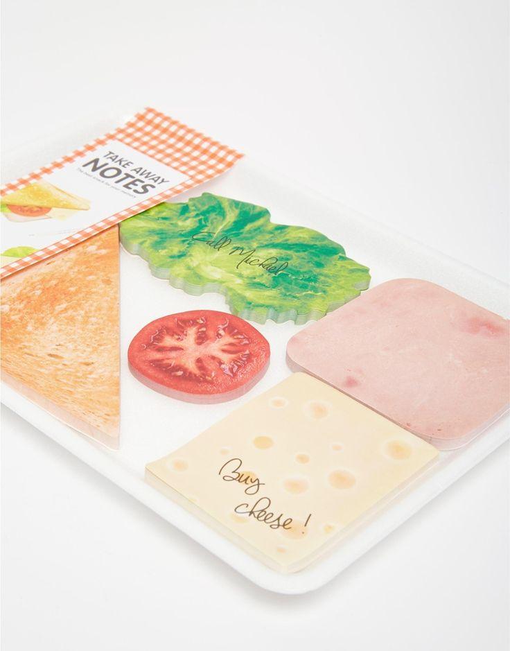 Imagen 2 de Notas adhesivas con diseño para llevar de Doiy
