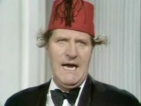 The Tommy Cooper Hour - YouTube