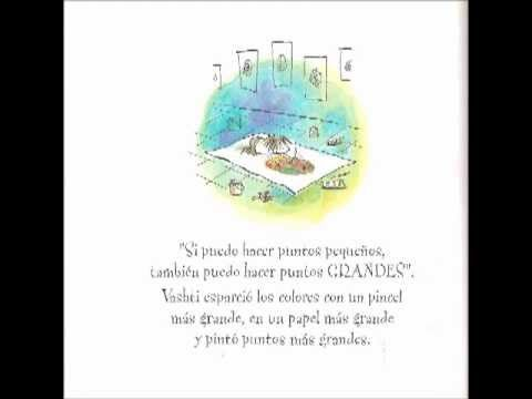 El punto. Peter H. Reynolds - YouTube