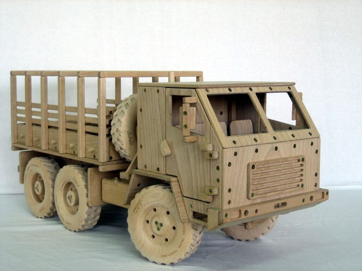 Building Plans For Toy Trucks : Best wood toys for boys images on pinterest