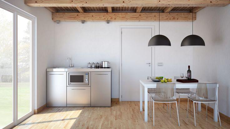 Oltre 25 fantastiche idee su mini cucina su pinterest - Cucine in vetroceramica ...