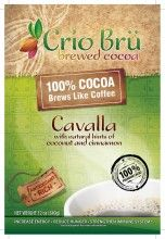 Crio Brü Cavalla  Our flagship flavour. Have you tried it yet?