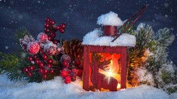 Christmas Lights and Ornaments wallpapers and stock photos