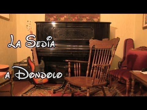 La Sedia a Dondolo - Intervista a Paperino!