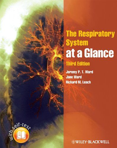 The Respiratory System at a Glance 3rd Edition Pdf Download e-Book