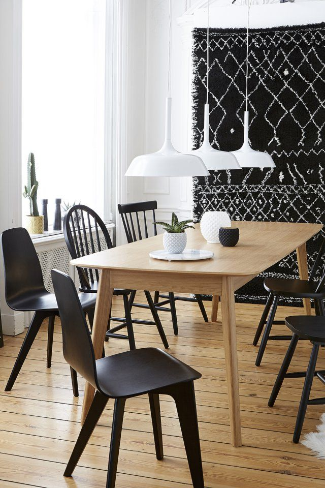 table salle a manger la redoute maison design. Black Bedroom Furniture Sets. Home Design Ideas