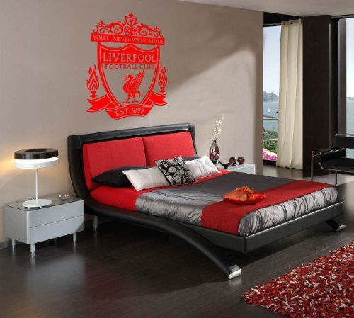 Childrens Football Bedroom Ideas: 1000+ Images About Liverpool Fc On Pinterest