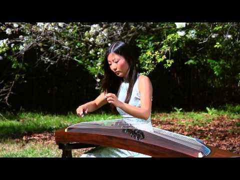 """This might be the instrument I want to learn in paradise▶ """"The Butterfly Lovers""""-梁祝 Gu Zheng Bei Bei - YouTube"""