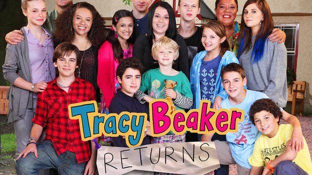 Can`t beat a bit of Tracy Beaker Returns.Xx