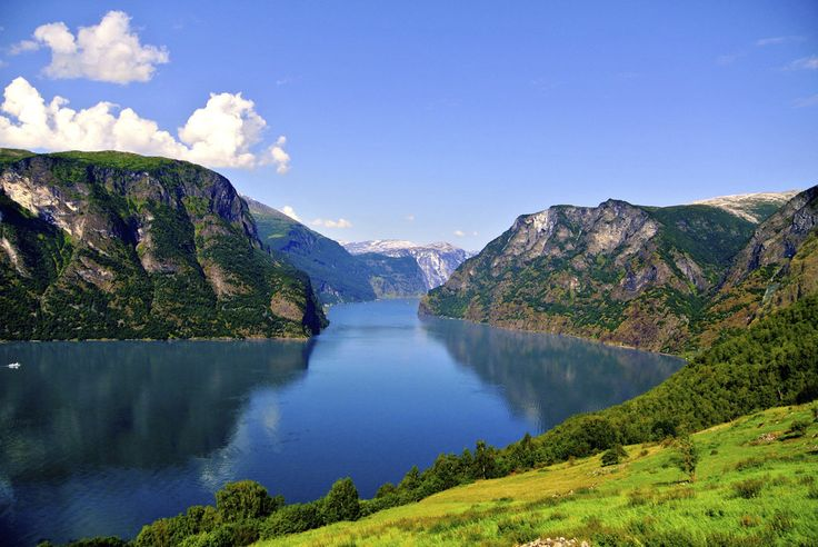 It's beautiful in the summer. | 29 Reasons Norway Is The Most Beautiful Scandinavian Country