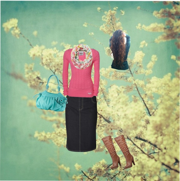 """Spring Fever"" by living4purpose ❤ liked on Polyvore"