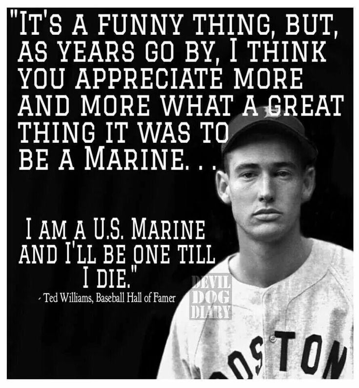 Ol' Ted hit this one out of the park too...